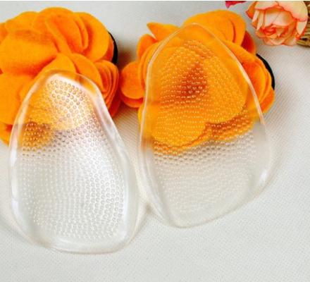 Lót giày cao gót bị rộng bằng silicon êm chân và khó thấy!