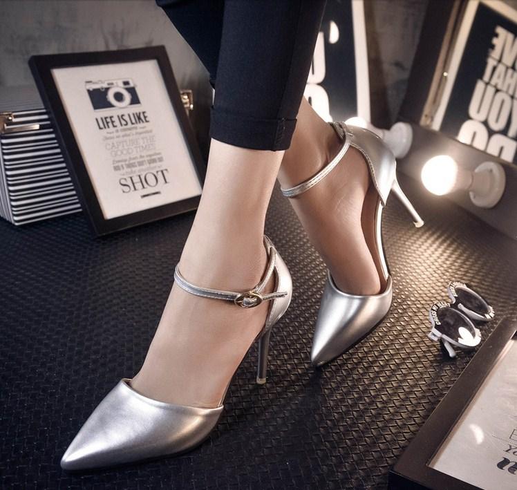 Giày cao gót nữ đẹp cho mùa đông 2014 - YouTube